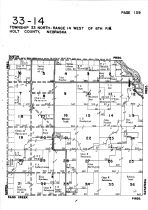 Township 33 North - Range 14 West, Holt County 1948